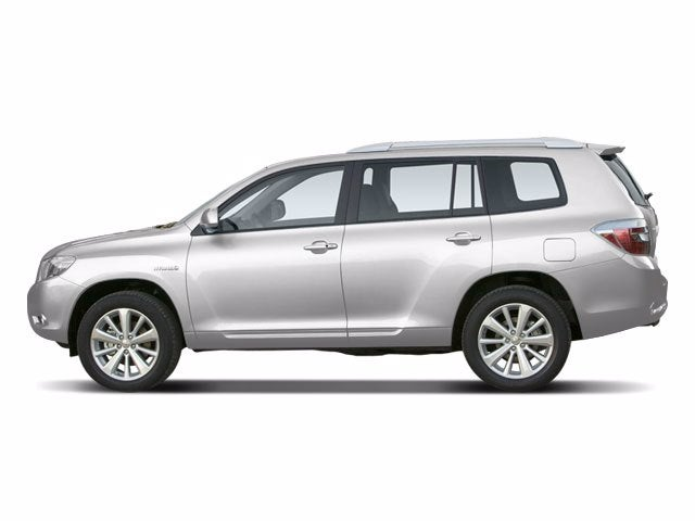 2010 Toyota Highlander Hybrid Limited In Gainesville Fl Parks Ford Of
