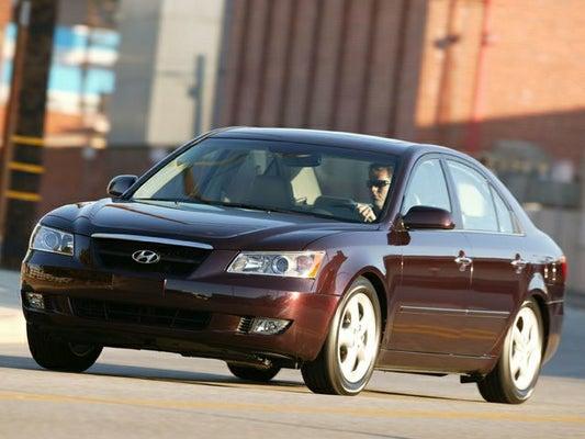 2006 Hyundai Sonata Gls In Gainesville Fl Jacksonville