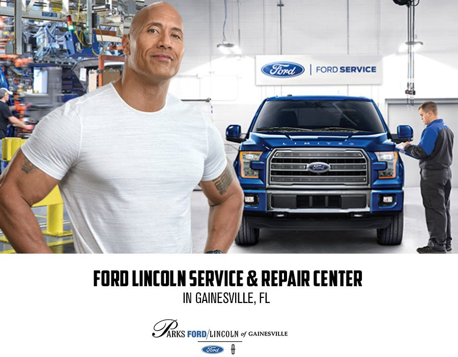 Parks Ford Gainesville >> Ford Service Department Automotive Service Gainesville
